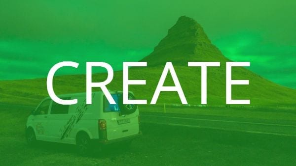 Create an Itinerary in Iceland